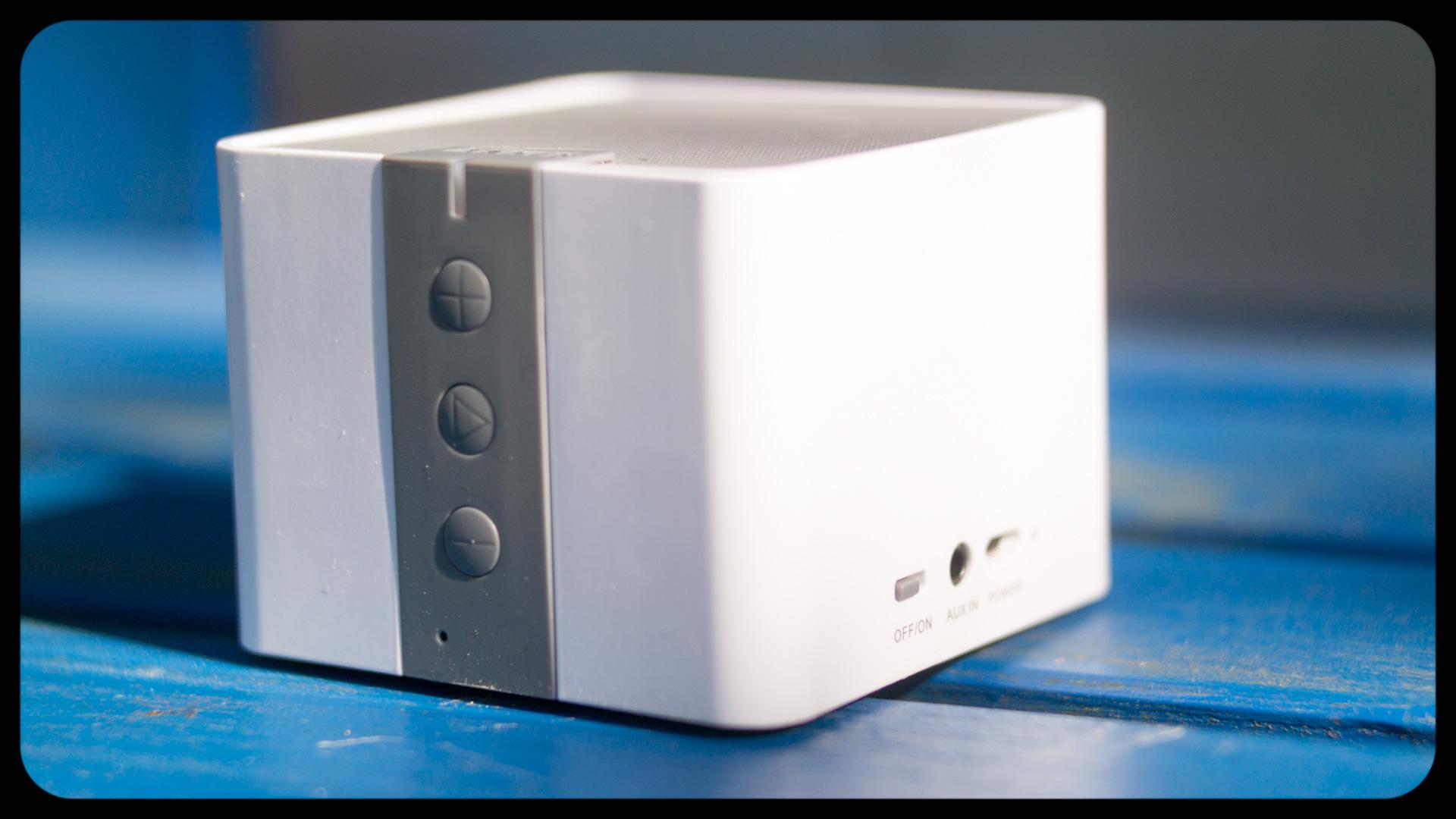 Anker A7908 Mobiler Tragbarer Bluetooth 4.0 Lautsprecher
