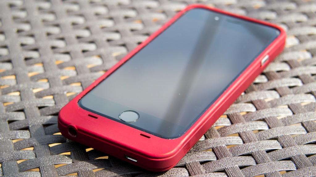 EasyAcc MFi 3200mAh farbenfrohes iPhone 6 -7