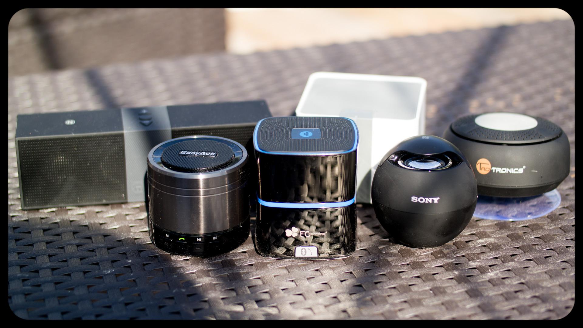 Günstige Bluetooth Lautsprecher im Review