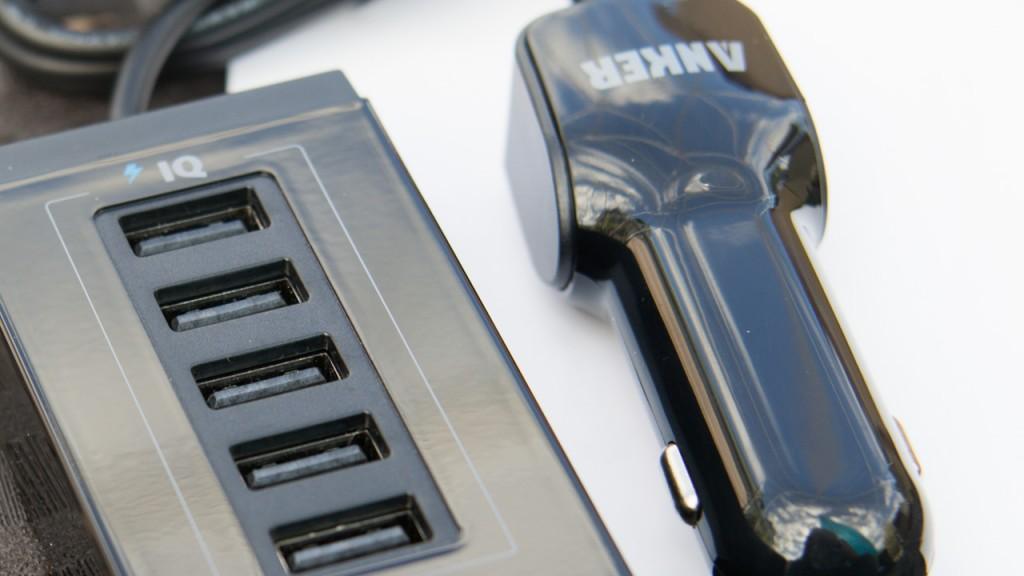 Anker 40W 5-Port USB Kfz-Ladegerät-6
