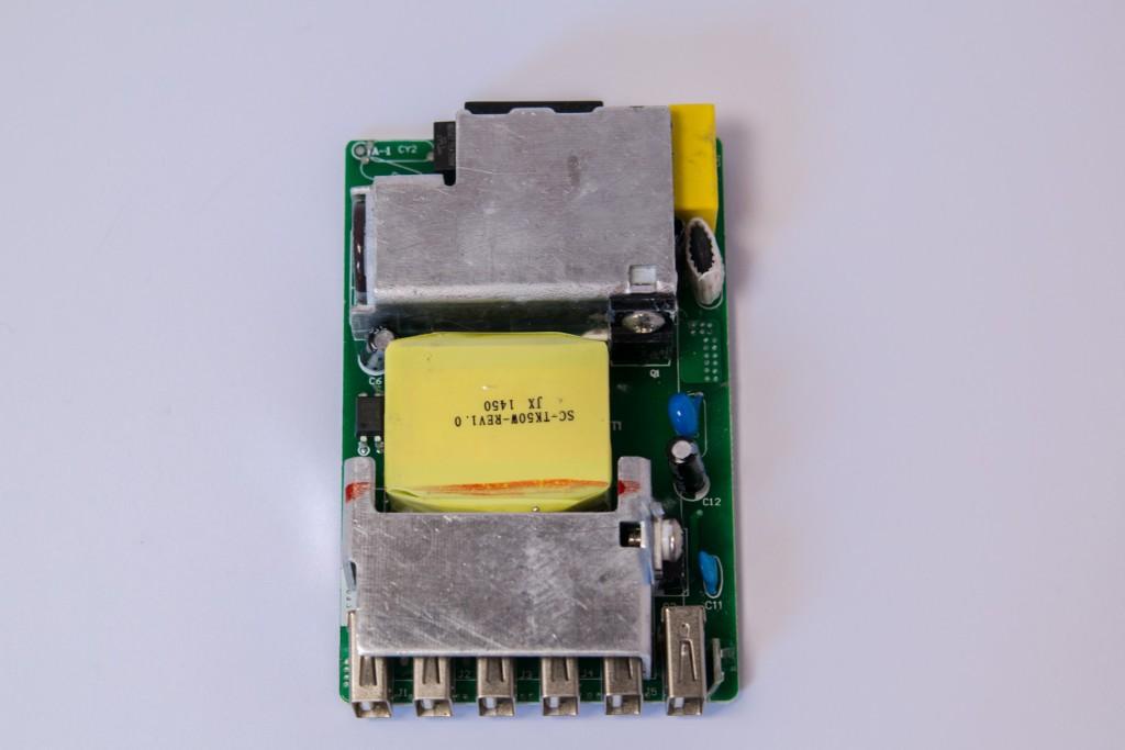 Review RAVPower 50W 5V / 10.2A 6-Port USB Ladegerät mit iSmart