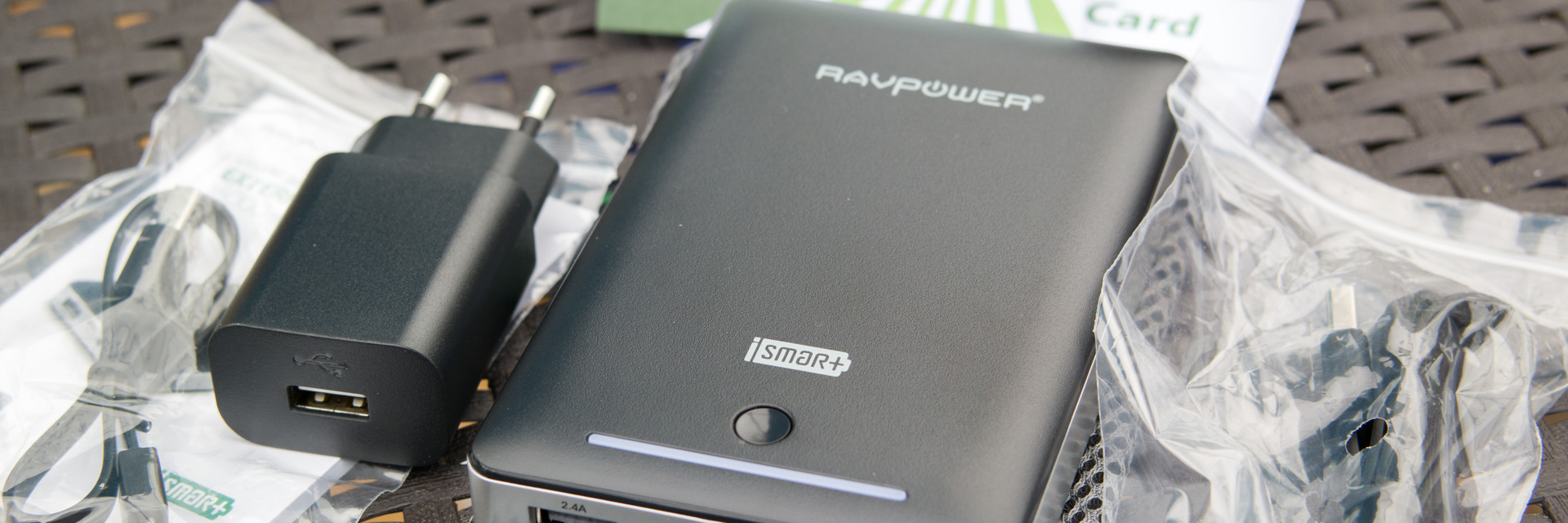 Review RAVPower RP-PB19 16000mAh Power Bank
