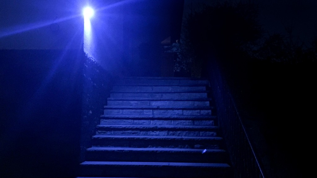 TaoTronics 6 LED Solar Nachtlicht mit Bewegungserkennung-2