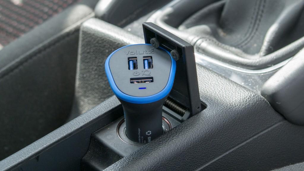 Volutz 33 W 3-Port USB Auto Ladegerät Review