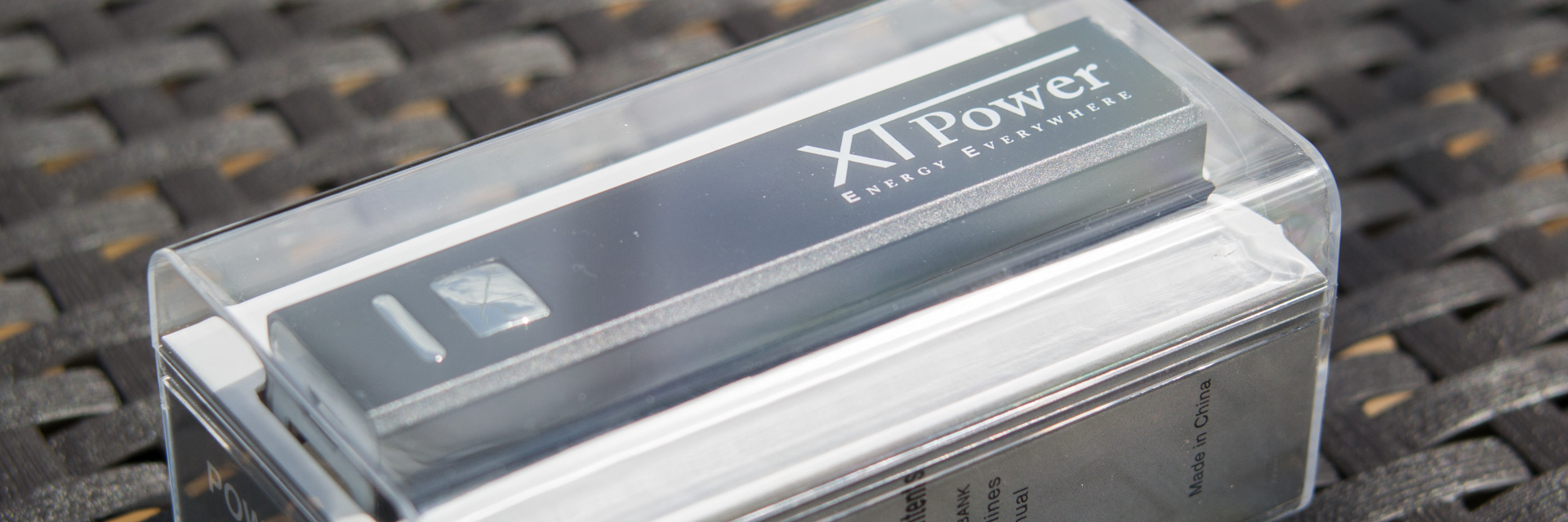 Review XTPower XT-2600 Powerbank