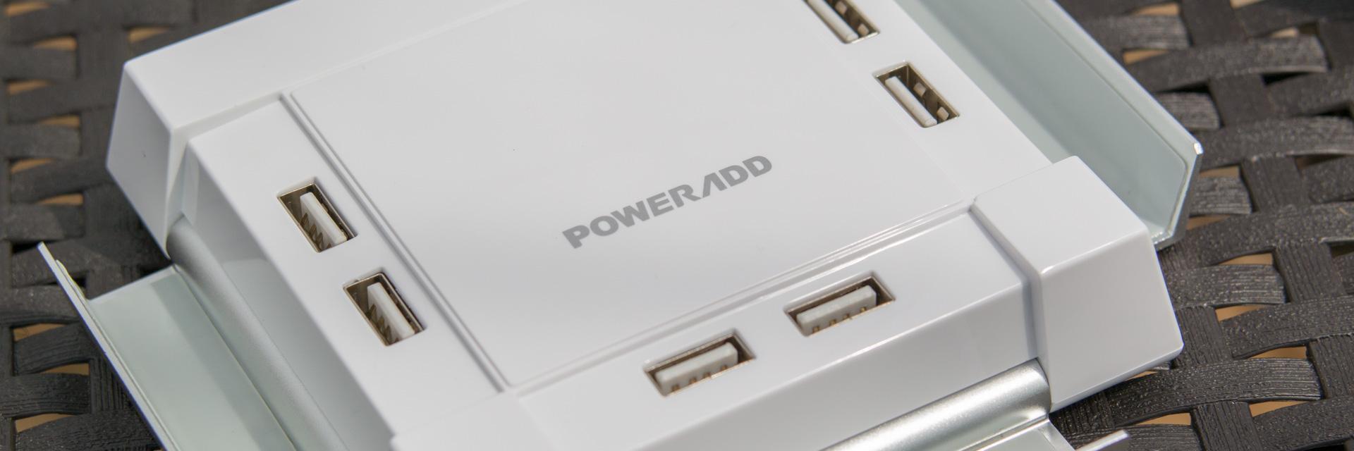 Ladestation von Poweradd im Test