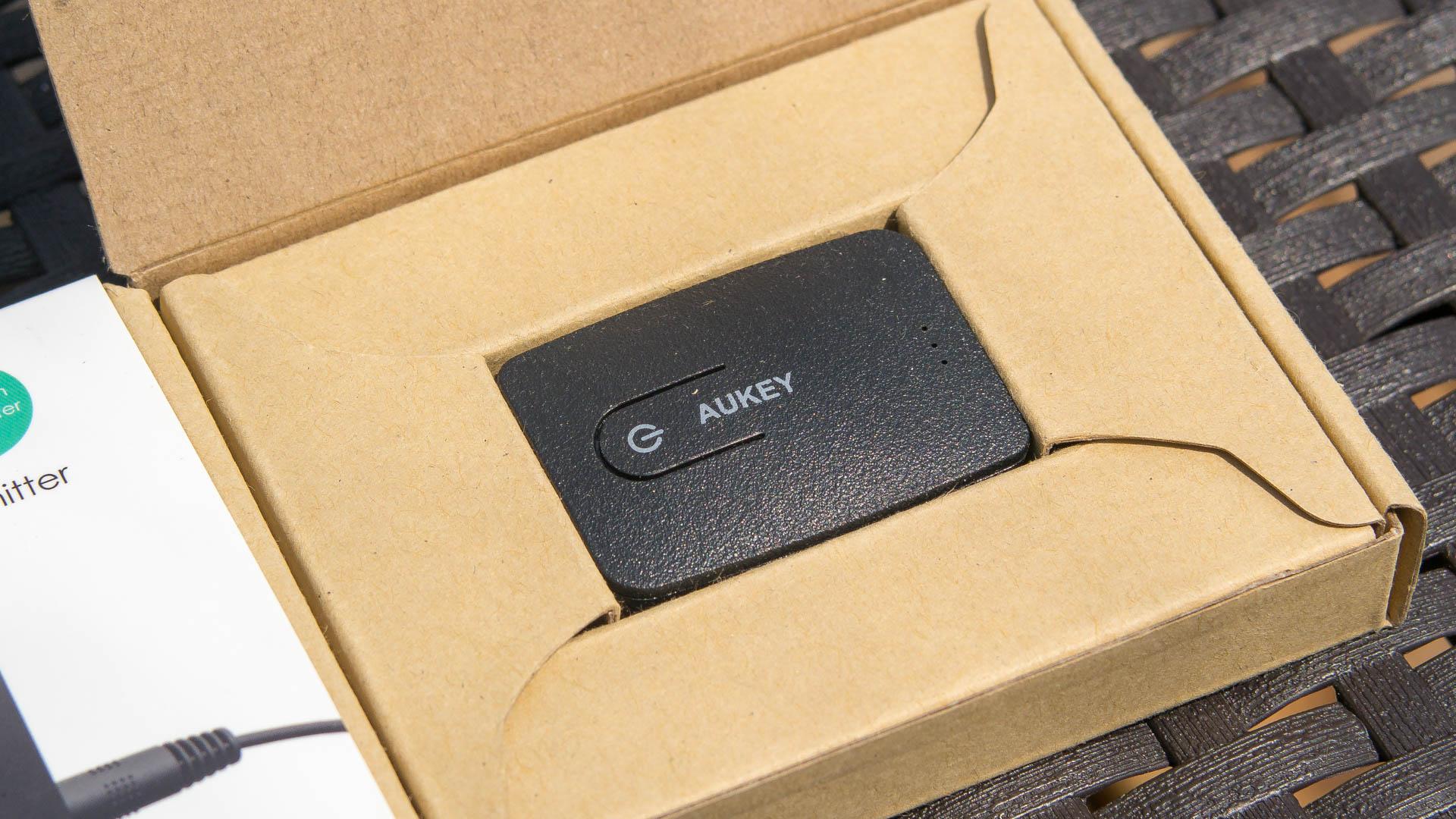 AUKEY Bluetooth Stereo Transmitter BT-C3