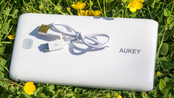 Aukey PowerBank im Test Aukey PB-O15 Review Externer Akku Power Bank