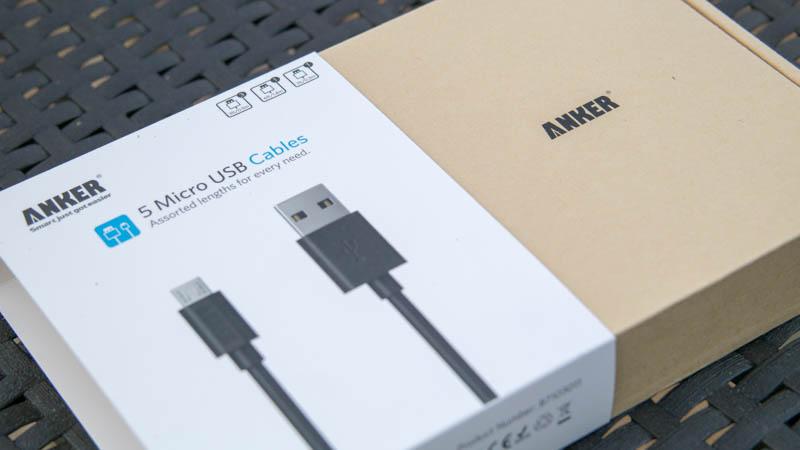 Die besten Micro USB Kabel auf dem Markt? Anker Premium Micro USB Kabel Test Review