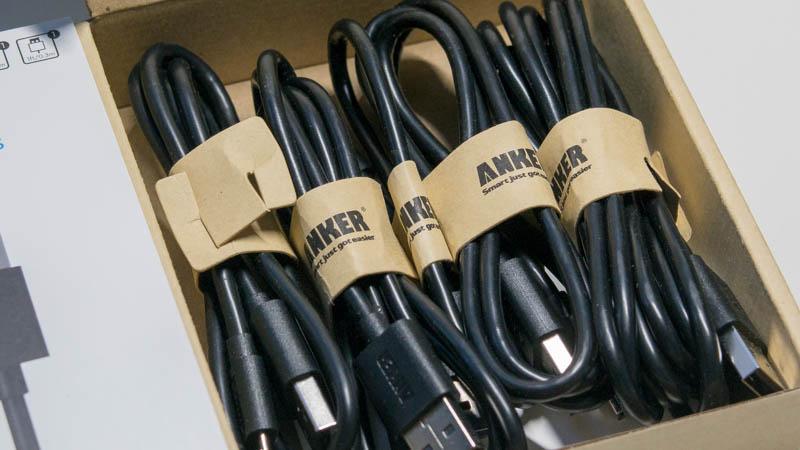 Die besten Micro USB Kabel auf dem Markt? Anker Premium Micro US