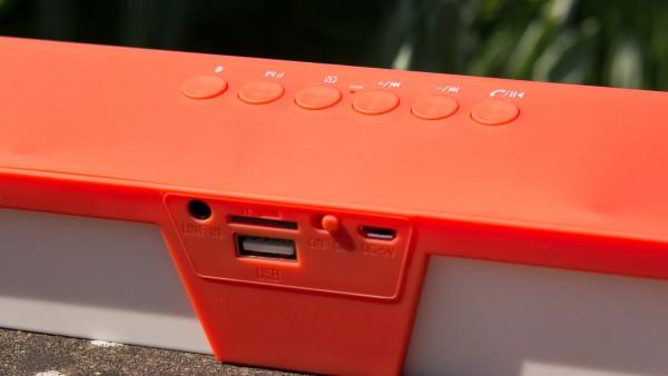 ECHTPower BS019 Schlafzimmer Küchen Radio Bluetooth Lautsprecher Review Test