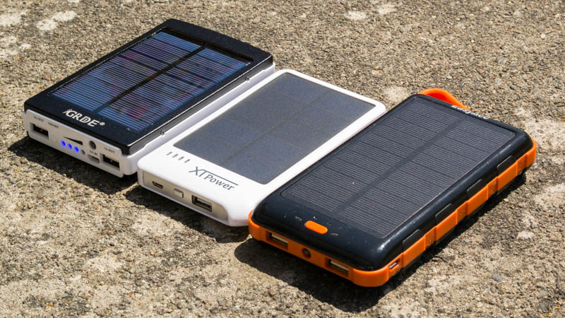 Solar Powerbank von XTPower im Test XTPower XT-S4000 Review