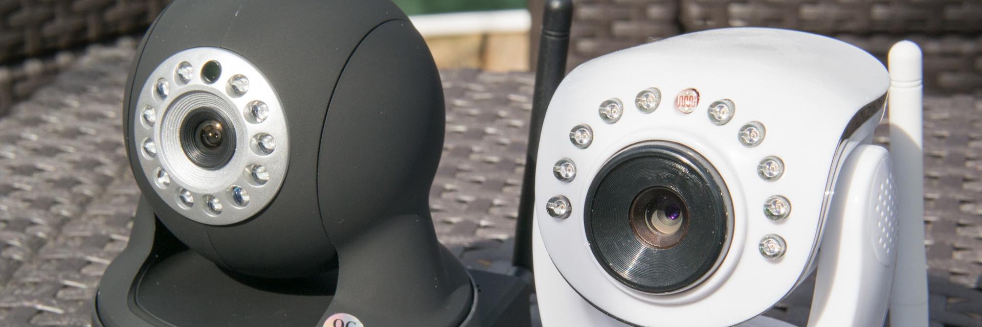 Zwei IP Kameras für die Surveillance Station im Vergleich