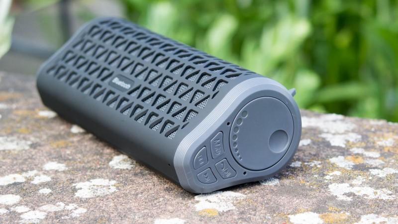 Der beste Bluetooth Lautsprecher unter 30€ EC Technology Bluetooth Lautsprecher Radio Test Review