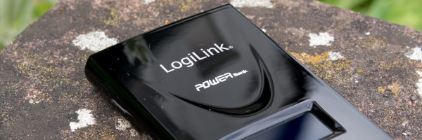 LogiLink PA0050B Powerbank Power Bank Review Test