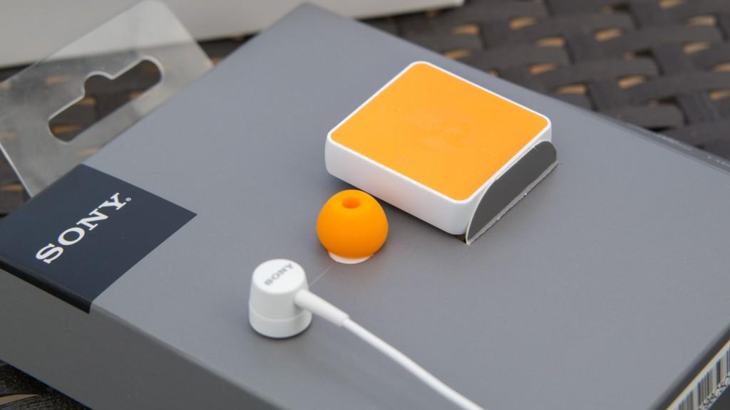 Sony SBH20 Stereo Bluetooth Headset Empfänger in-Ear Kopfhörer test Review Bericht