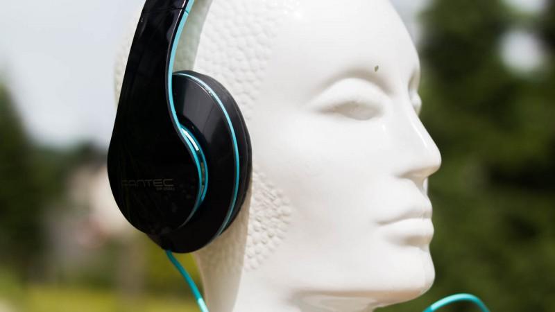 Stylische Kopfhörer Fantec Test SHP-250AJ Review