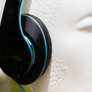 Stylische Kopfhörer von Fantec im Test Fantec SHP-250AJ