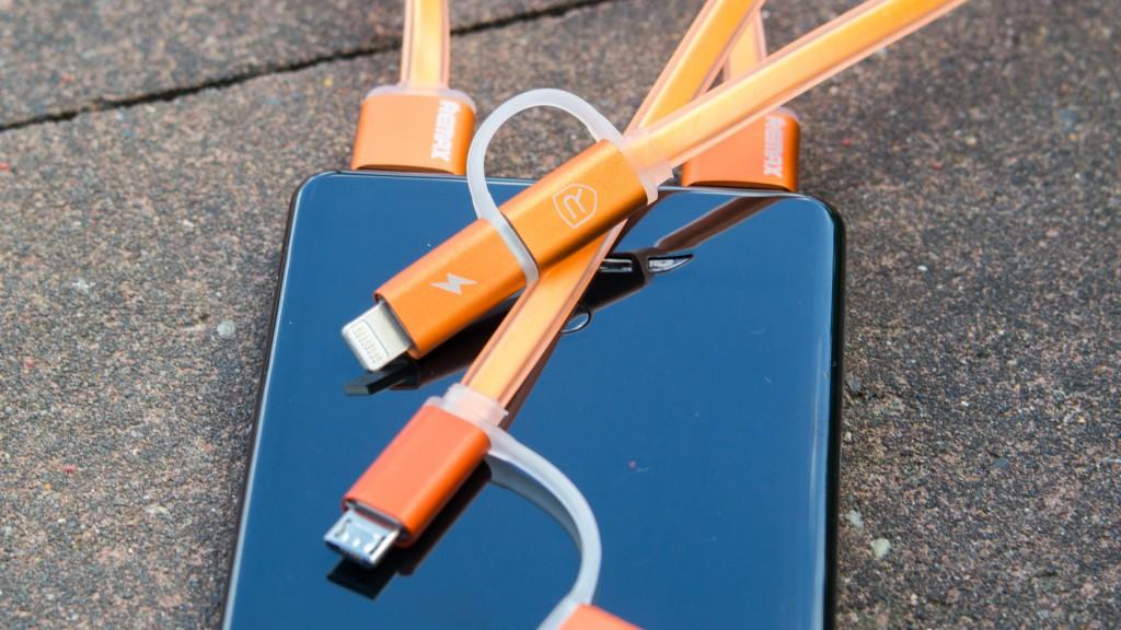 TUPower Micro USB Kabel LED-1