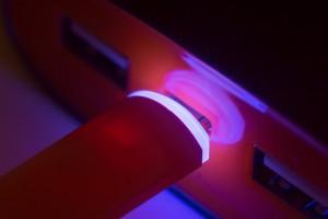 TUPower Micro USB Kabel LED-6