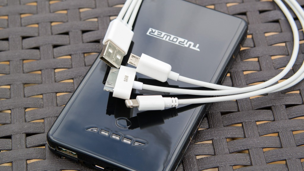 TUPower Power Bank B800B 8000mAh Test Review