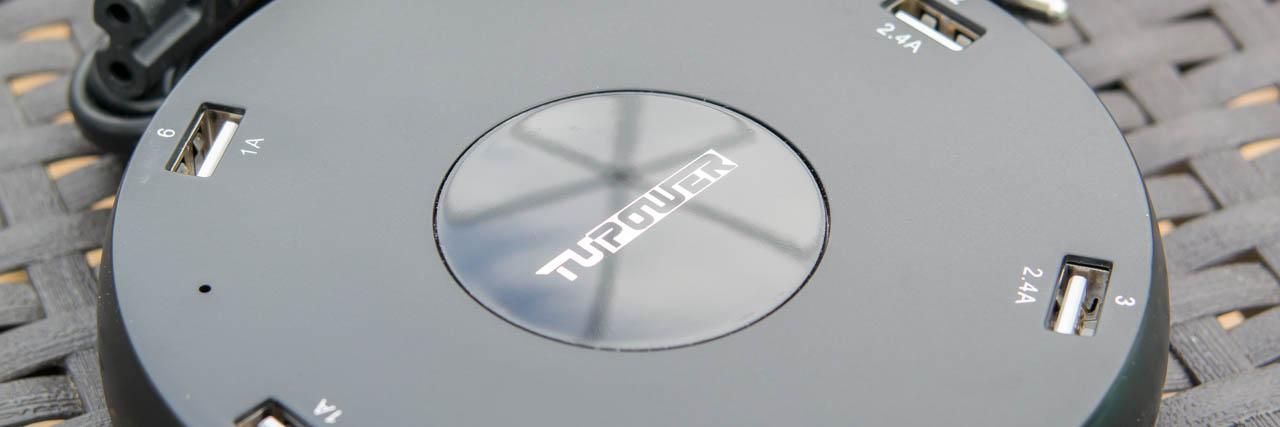 USB Charger Station mit 6 USB Ports von TUPower