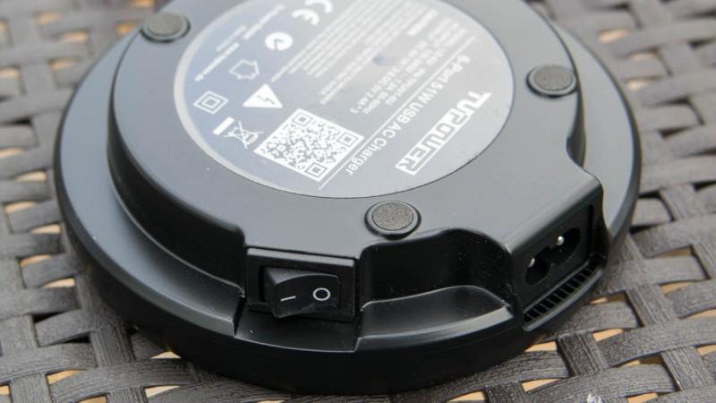 USB Charger Station mit 6 USB Ports von TUPower Ladegerät Test