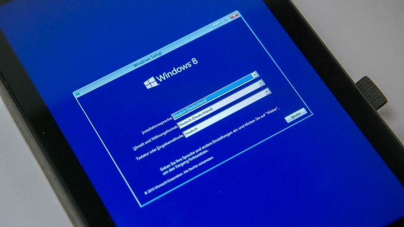 Wie mache ich einen Clean Install auf einem Dell Venue 8 pro--3