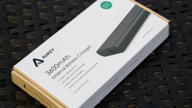 Aukey Powerbank mini 3600mAh PB-N30 Test Review