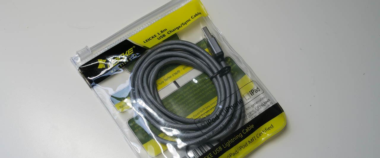15 apple lightning kabel von aukey anker amazon und co. Black Bedroom Furniture Sets. Home Design Ideas