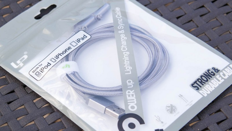 MFI zertifiziertes 2 in 1 Kabel von LP Lightning Stecker Micro USB test Review