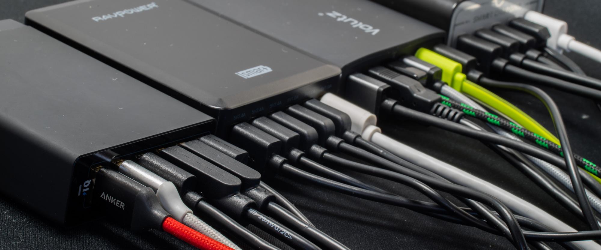 24 Micro USB Kabel von Anker, Ugreen, Amazon und co im Test