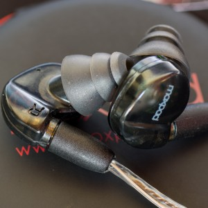 Moxpad X6 die in-Ears für Bassliebhaber