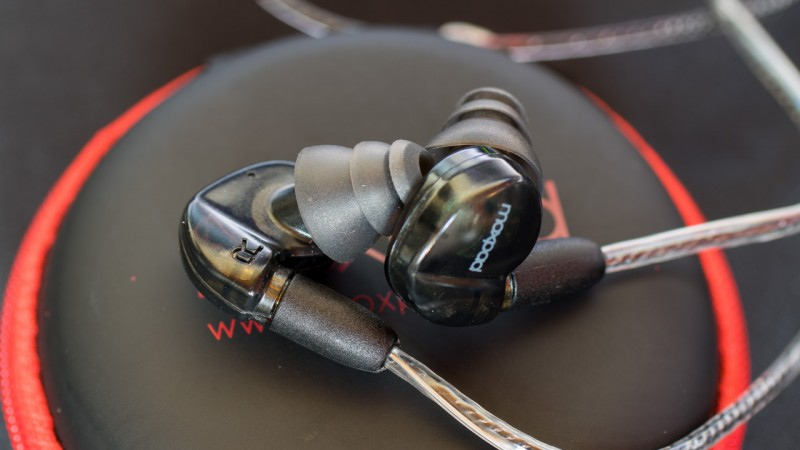 Moxpad X6 die in-Ears für Bassliebhaber China Kopfhörer Audio