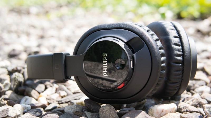 Philips SHB7000 Bluetooth Kopfhörer Review Test Kabellos