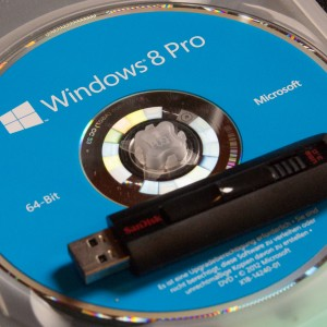 Windows 10/8.1/7 vom USB Stick installieren