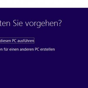 Windows 10 auf dem Odys Wintab V10 und Chuwi Vi8 Dual Boot Tablet
