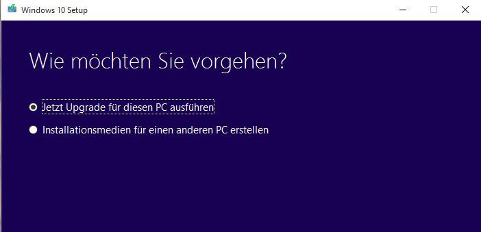 Windows 10 auf dem Odys Wintab V10 und Chuwi Vi8 Dual Boot Tablet