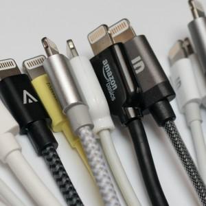 15 Apple Lightning Kabel von Aukey, Anker, Amazon und co. im Test