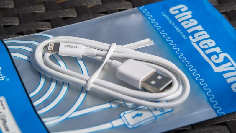 JETech Zertifiziert von Apple Lightning USB Kabel 1m