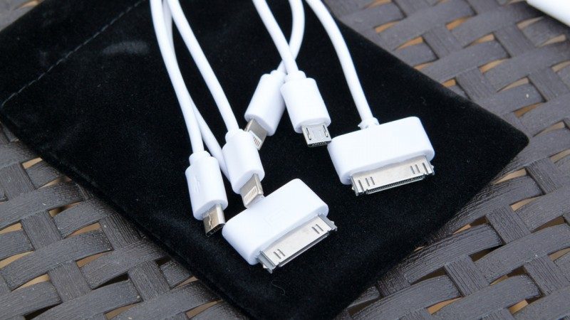 2in1 3in1 Ladekabel Kabel von Leicke LP COM-PAD dodocool Remax im Test Review Vergleich Ladegeschwindigkeit