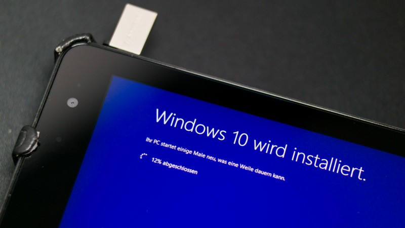 Dell Venue 8 Pro WIndows 10-1