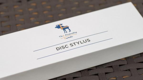 Der beste Touchscreen-Eingabestift ? The Friendly Swede Disc Stylus Review Test Bericht