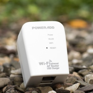Der spezielle Reisebegleiter Poweradd WiFi Reise Router