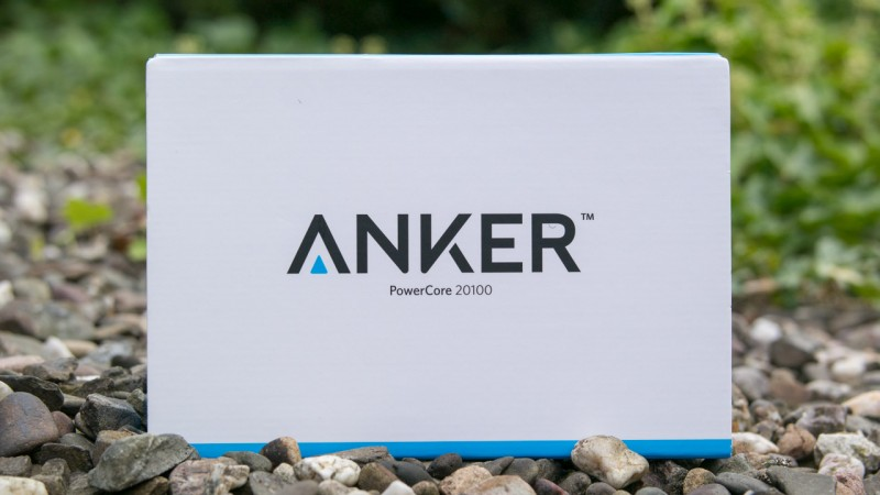 Anker PowerCore 20100 im Test Review 20100mAh USB Ladegerät Netzteil Anker Astro Externer Akku