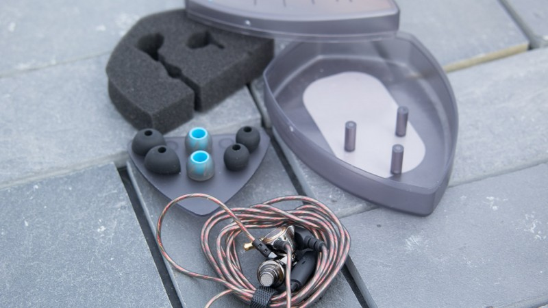 KZ ED10 in-ears im Test Kopfhörer Knowledge Zenith China Review Bericht Bass Musik Audio