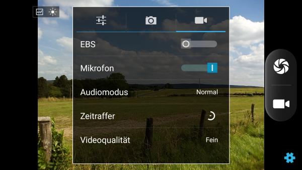 Kamera des Elephone P8000 im Check Test 13mp Smasung Vergleichsbilder Video Fotos