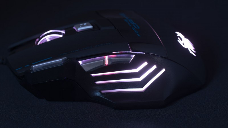 Patuoxun 2500 DPI Gaming Maus Review Test