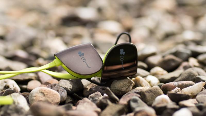 Review der EC Technology Bluetooth 4.1 wireless In-Ear-Kopfhörer Ohrhörer Kabellos Audio Musik Test
