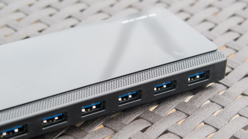 TP-LINK UH700 7-Port USB 3.0 HUB Test Review